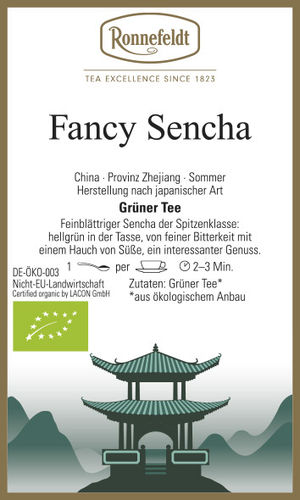 Fancy Sencha - Ronnefeldt