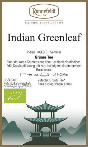 Indian Greenleaf - Ronnefeldt