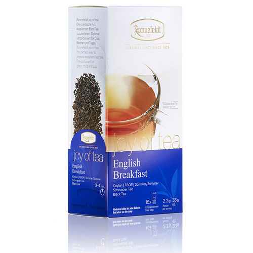 Joy of Tea English Breakfast - Ronnefeldt