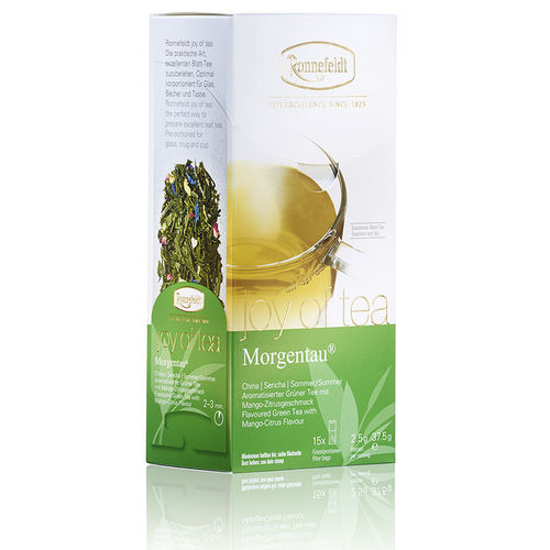 Joy of Tea Morgentau® - Ronnefeldt