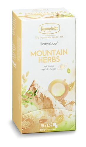 Teavelope® Mountain Herbs - Ronnefeldt