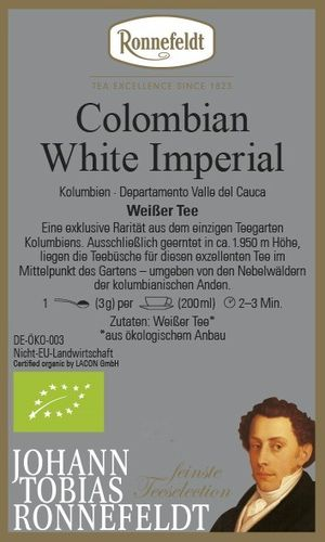 Colombian White Imperial - Ronnefeldt